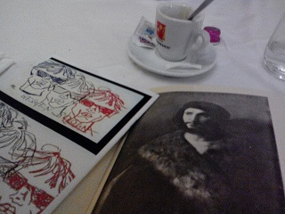 caffe con un gentiluomo veneziano