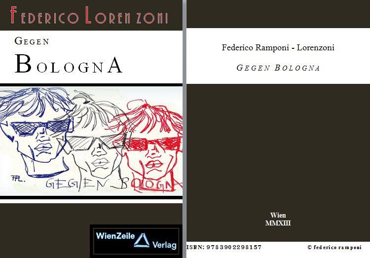 GEGEN BOLOGNA - federico ramponi lorenzoni